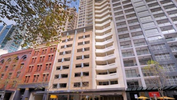 1 Bedroom, Trafalgar Apartments, Kent Street, Sydney